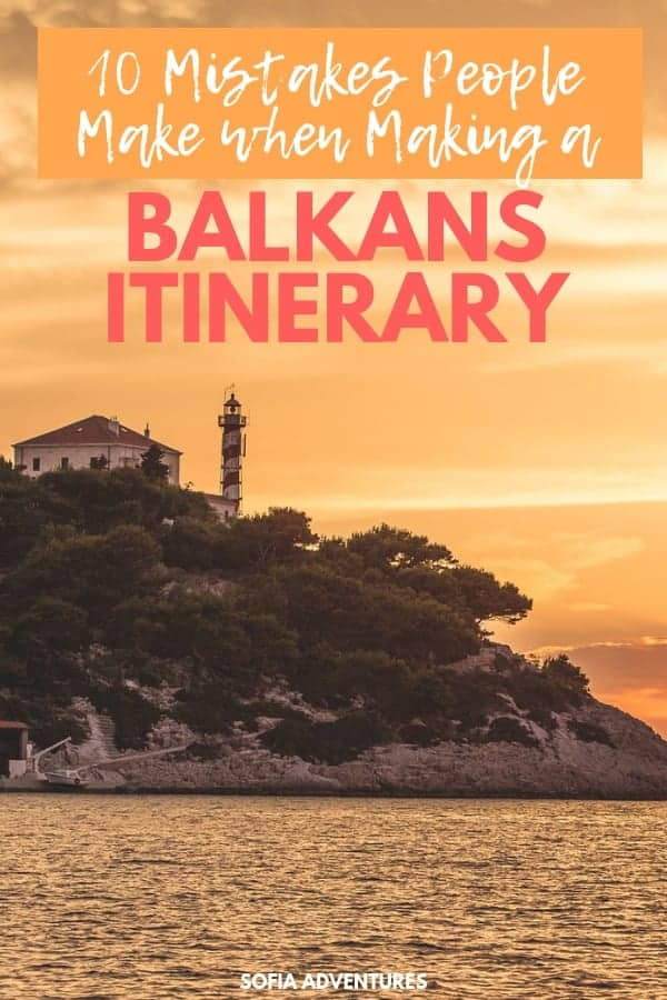 The Balkans is a huge region, so planning a Balkans itinerary can be difficult! Here are our top 10 Balkans tips to create the perfect Balkans trip, plus sample 1 week, 2 week, and 3 week Balkan itineraries to get you started!