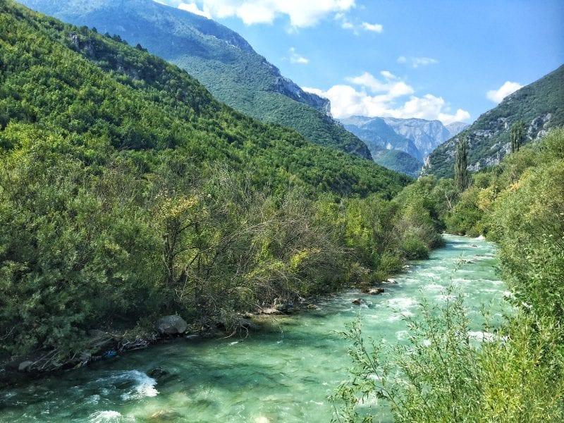 Kosovo - Peja - Hike