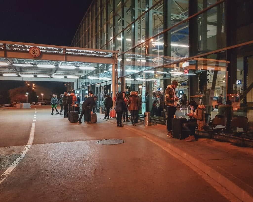 Bulgaria - Sofia - Terminal 1 Sofia Airport