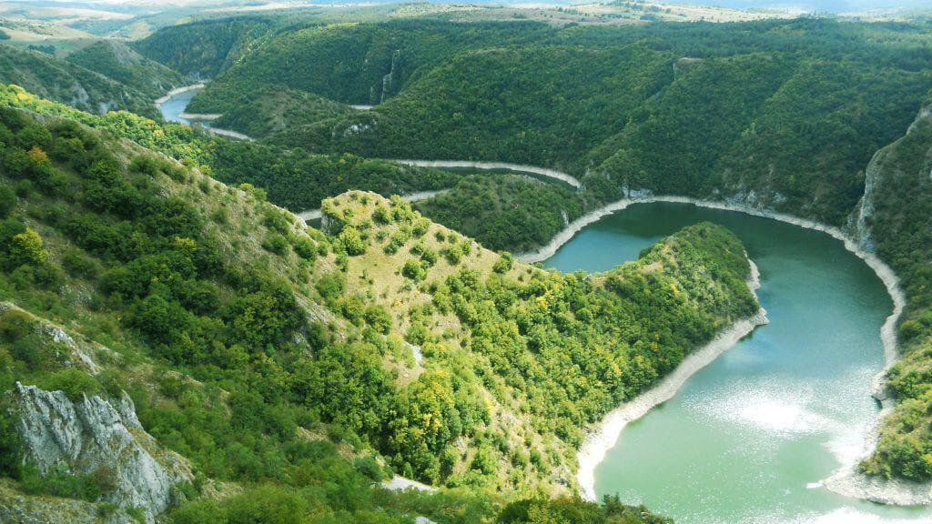 Serbia - Uvac River - Wikimedia Commons