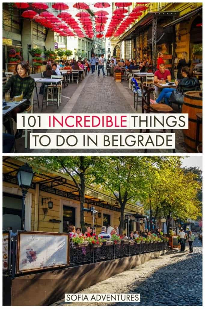 Planning a trip to Belgrade, Serbia? This complete Belgrade travel guide has all the best things to do in Belgrade, from Kalemegdan and Skadarlija to Belgrade nightlife. Belgrade photography | Belgrade shopping | Belgrade food | Belgrade winter | Belgrade restaurants | Belgrade skyline | Belgrade architecture
