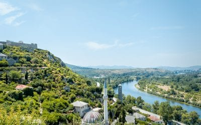 11 Stunning Places to Visit in Bosnia & Herzegovina