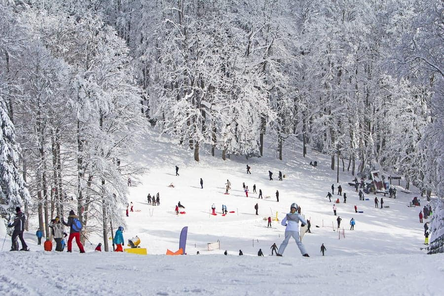 7 Fabulous Balkan Ski Resort and Winter Holiday Ideas