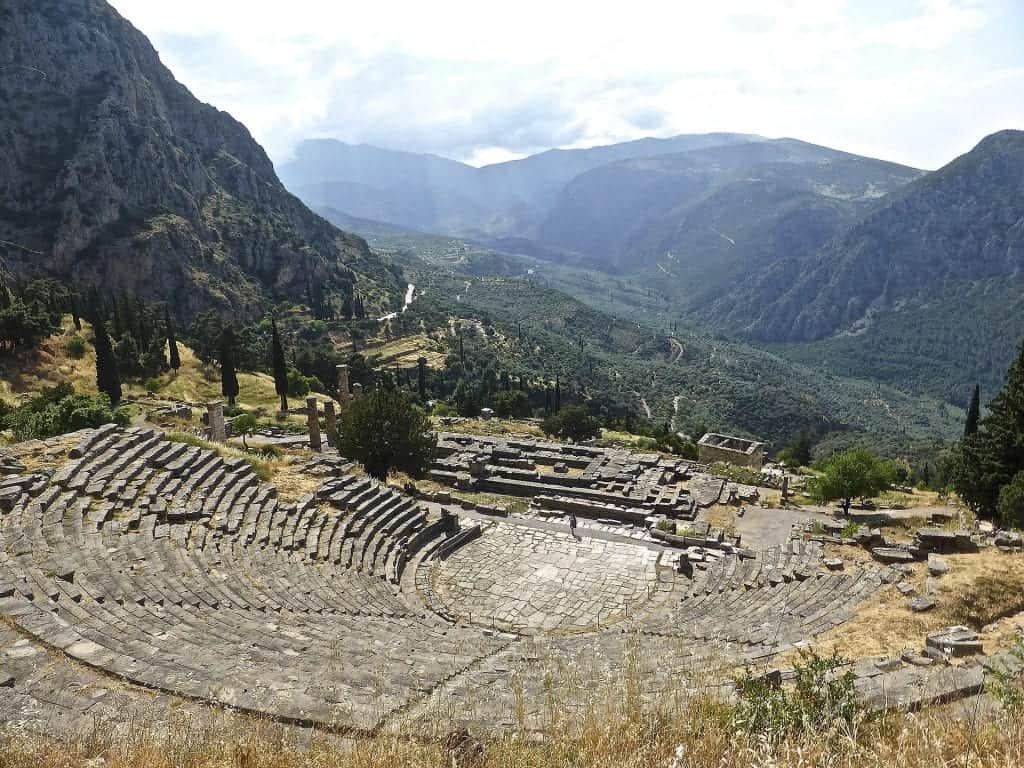 Greece - Delphi - Pixabay