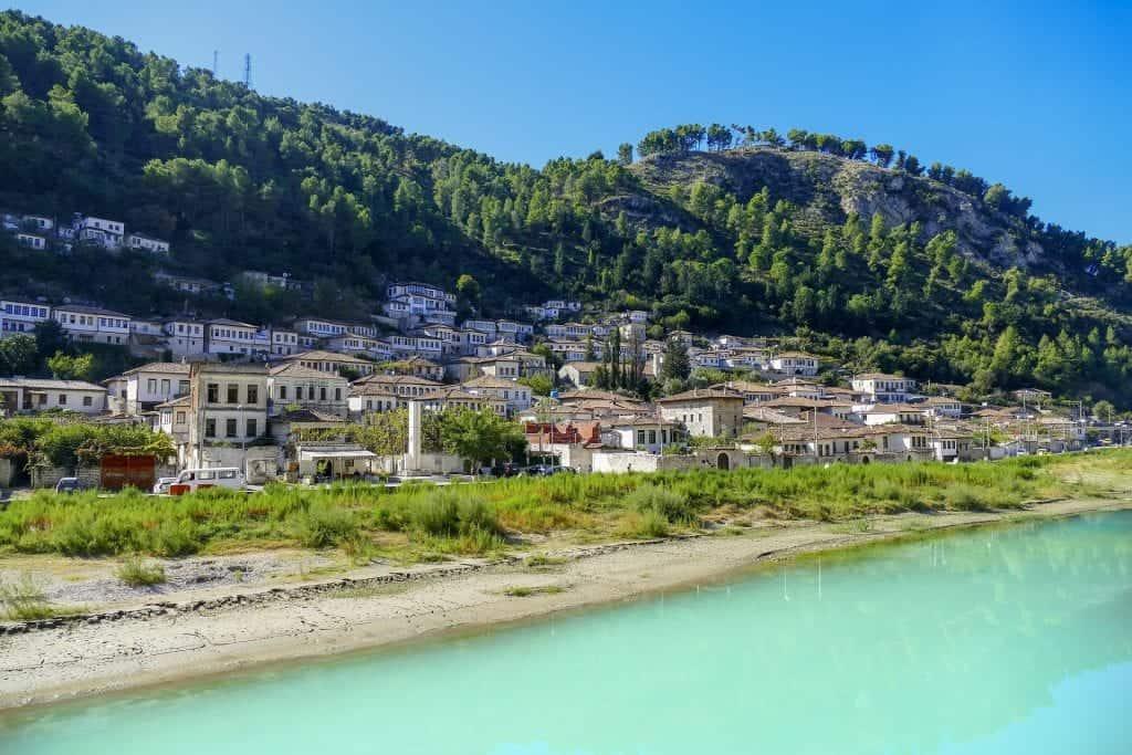 Albania - Berat - Houses - Pixabay
