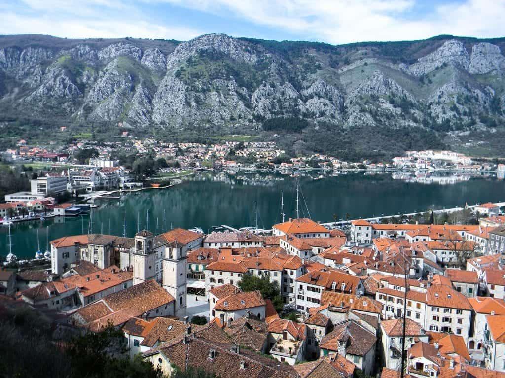 Montenegro - Kotor - View of the City - Pixabay