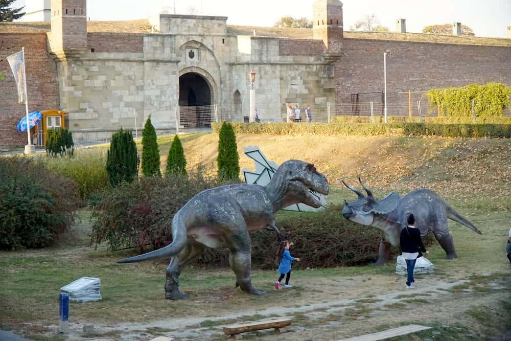 Serbia - Belgrade - Dino Park Kids