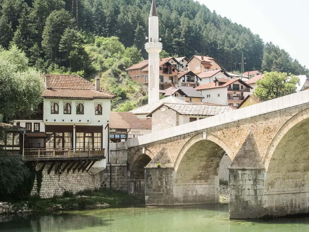 Bosnia - Konjic - Pixabay