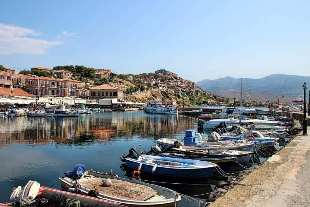 Greece - Lesbos - Pixabay