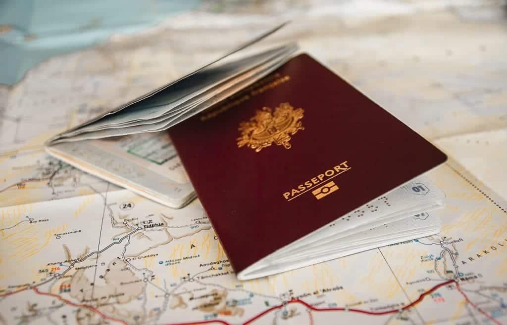 Passport Pixabay Stock Image