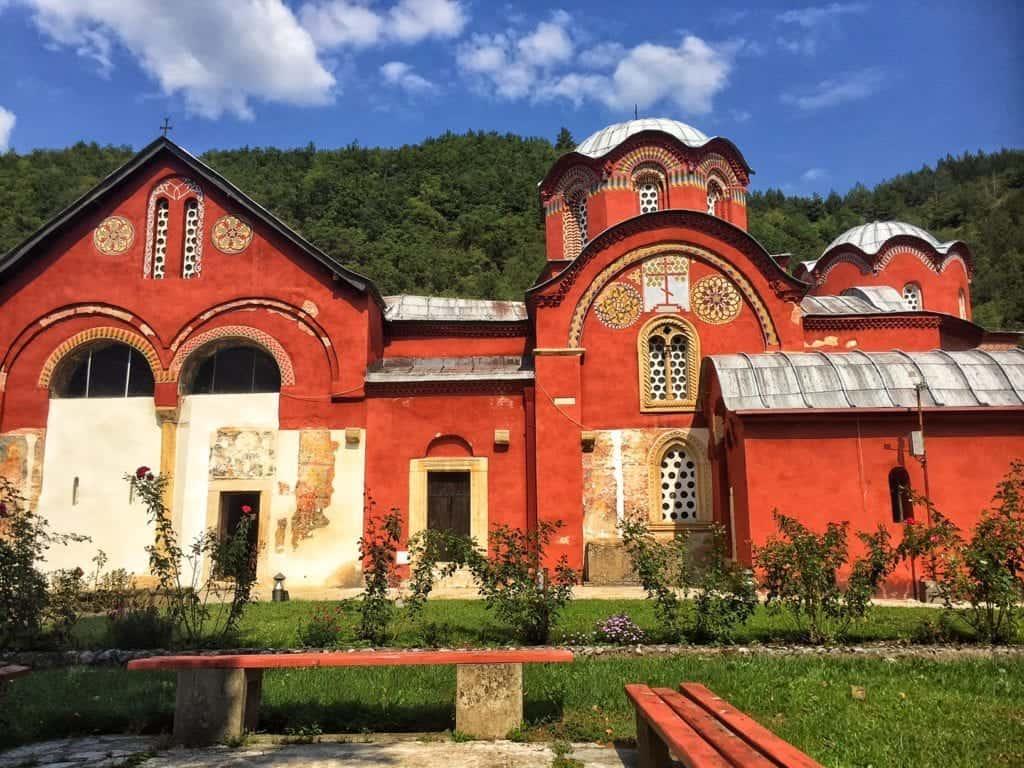 Kosovo - Peja - Pec Patriarchate Serbian Monastery