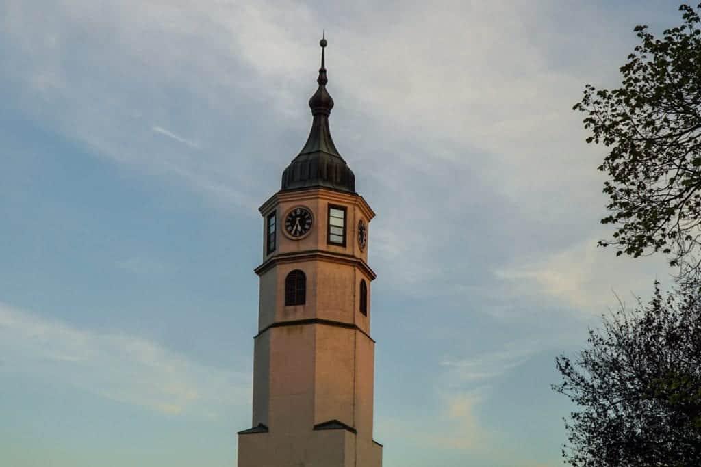 Serbia - Belgrade - Sahat Clock Tower