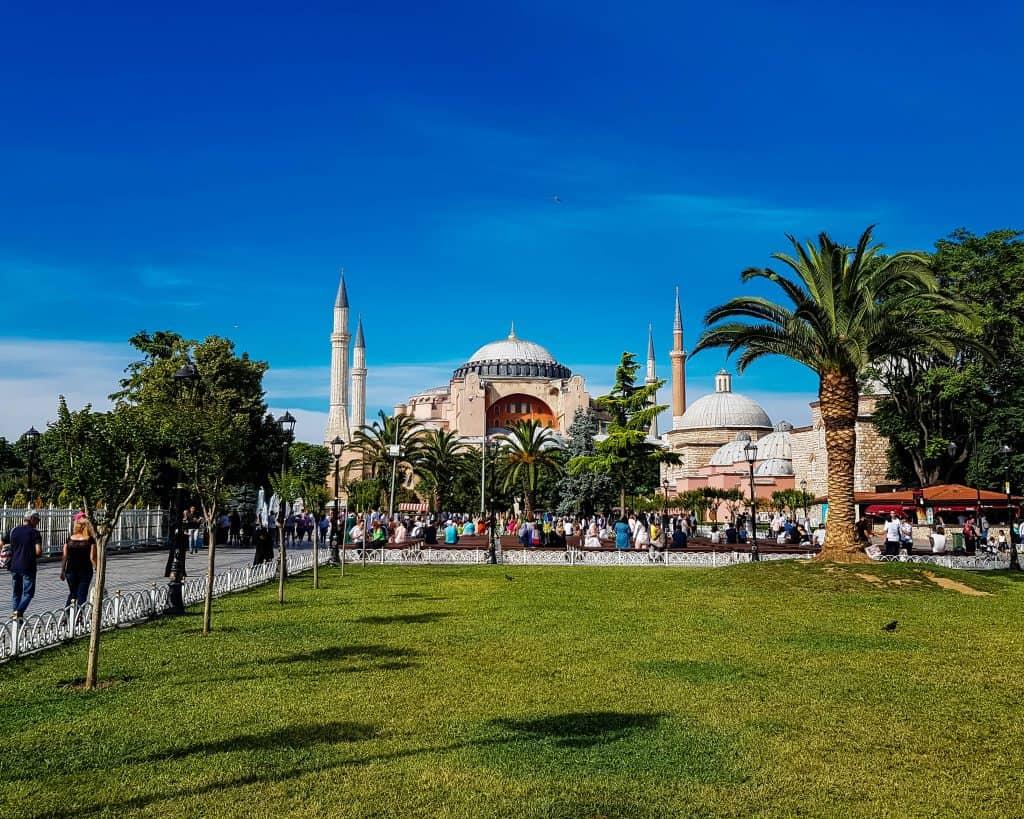 Turkey - Istanbul - Hagia Sofia