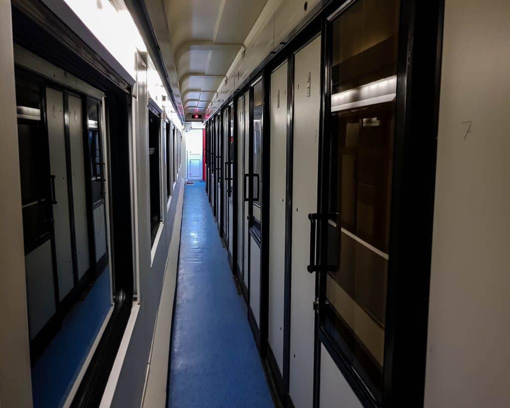 Turkey - Istanbul - Sofia to Istanbul Train