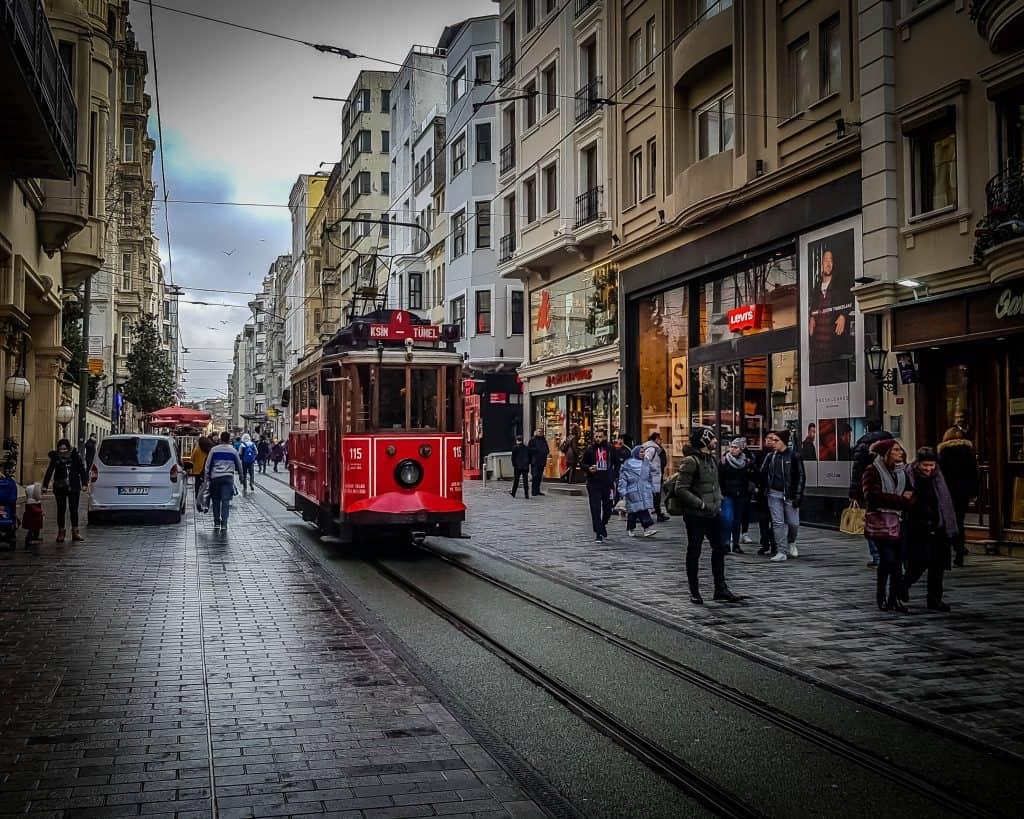 Turkey - Istanbul - Istanbul Trolley
