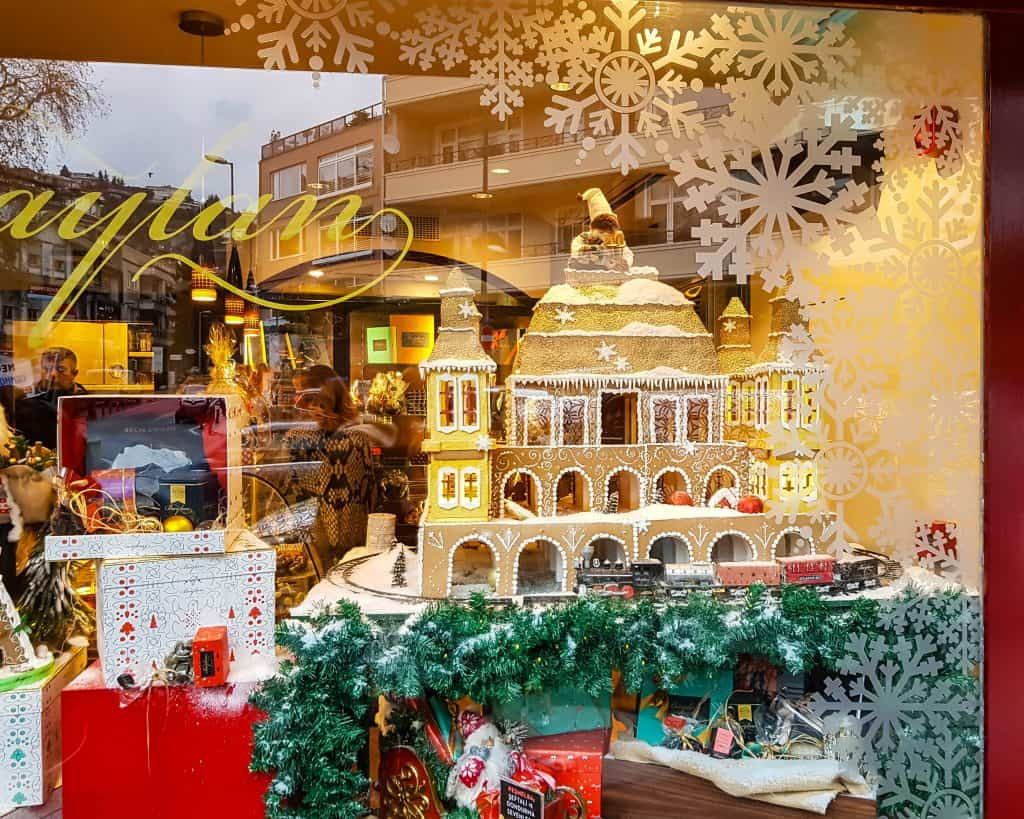 Turkey - Istanbul - Gingerbread House in Bebek
