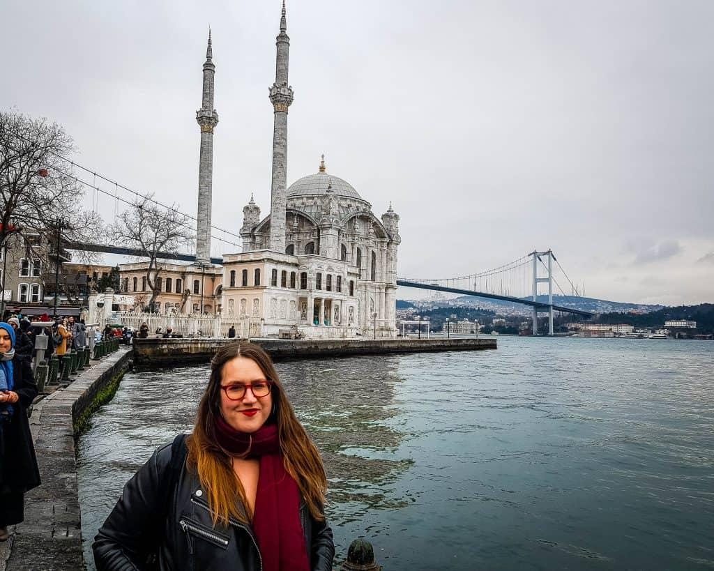 Turkey - Istanbul - Stephanie Ortakoy Mosque