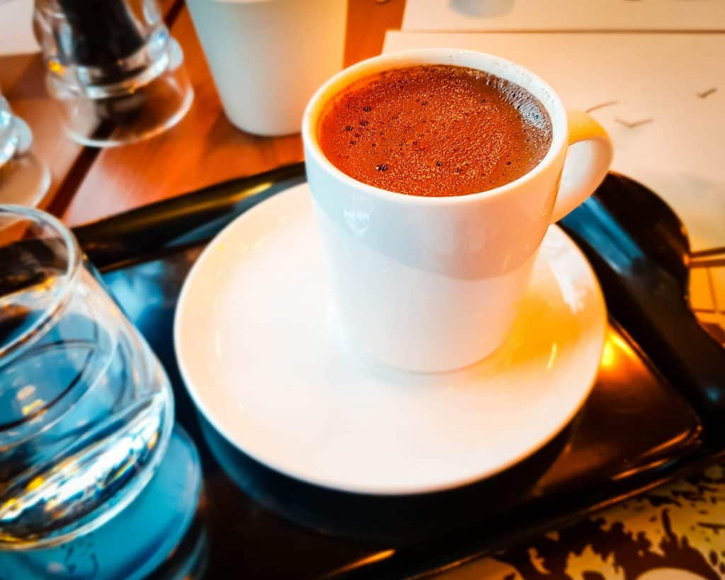 Turkey - Istanbul - Turkish Coffee