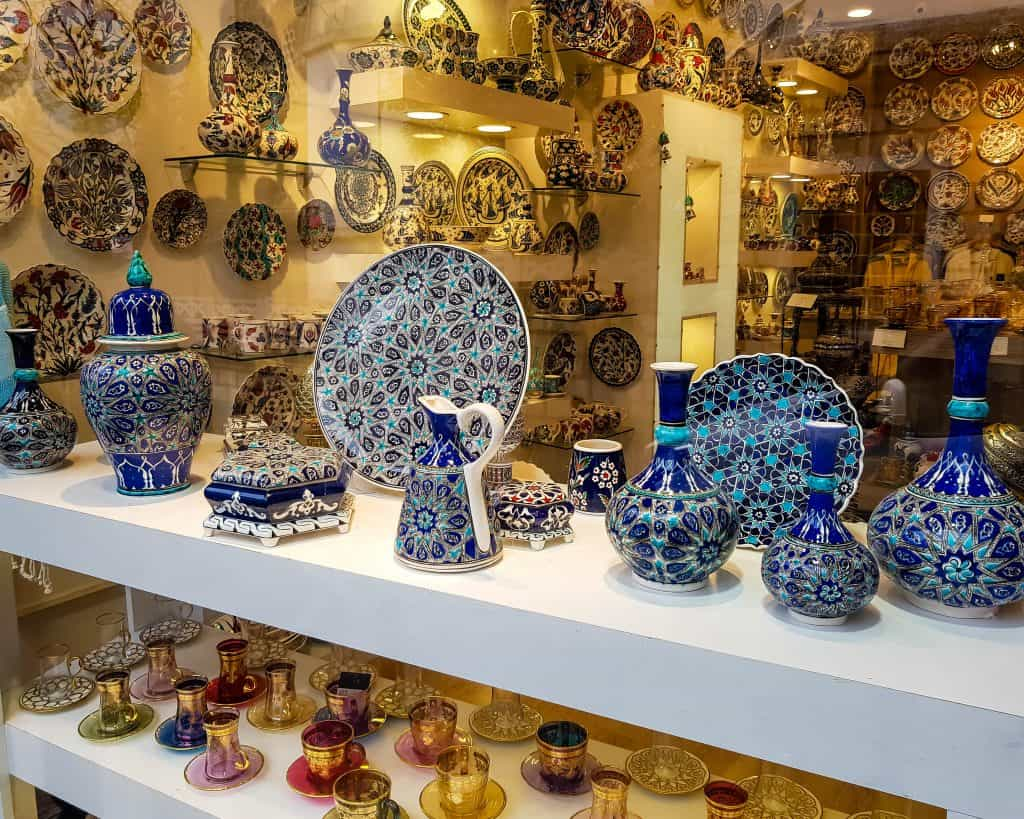 Turkey - Istanbul - Turkish Souvenirs