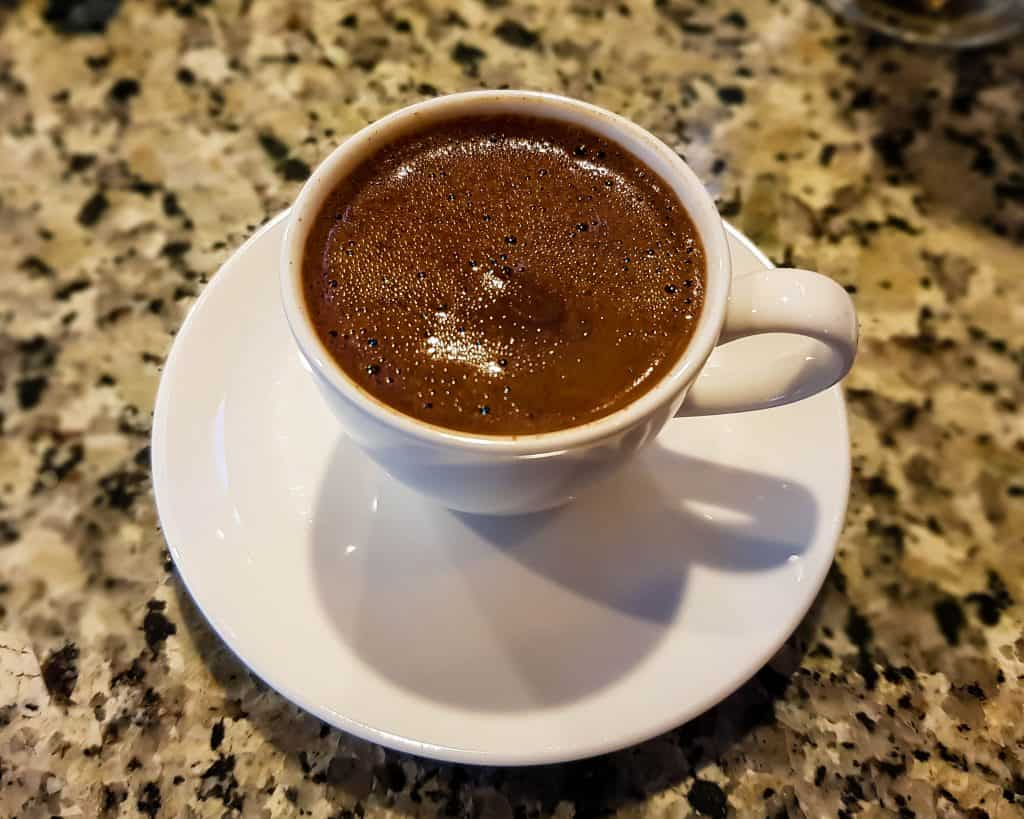 Turkey - Istanbul - Turkish Coffee