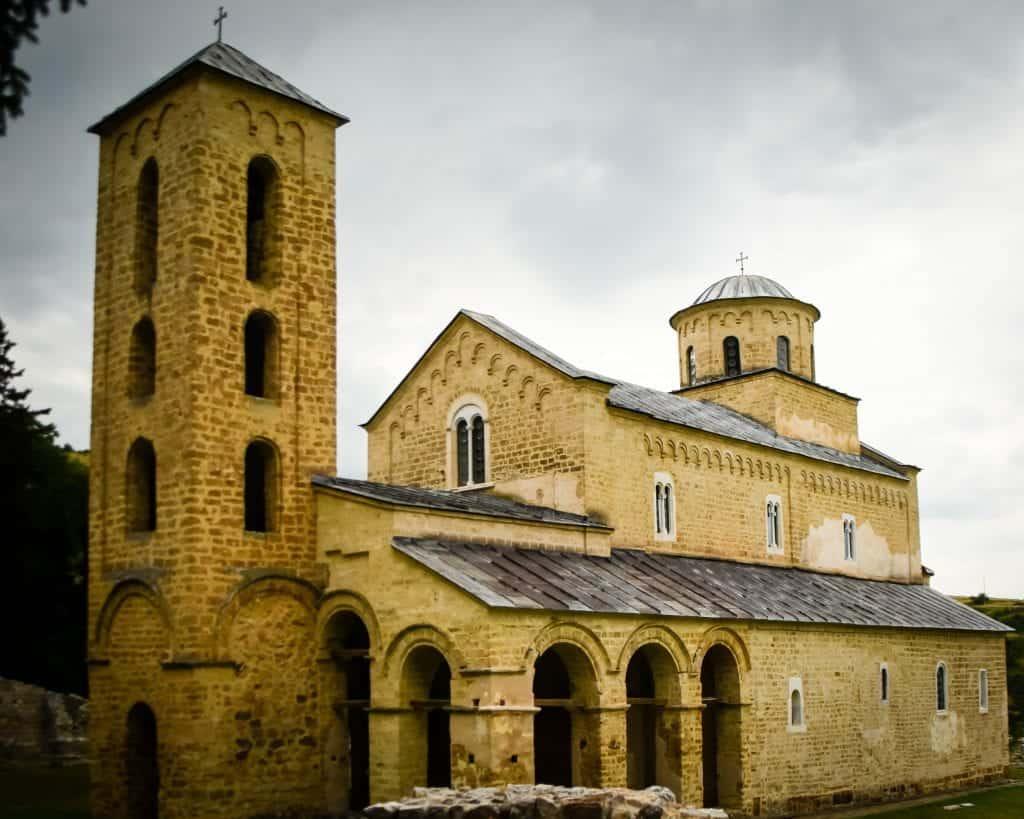 Serbia - Sopocani Monastery