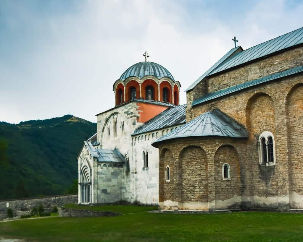 Serbia - Studenica Monastery