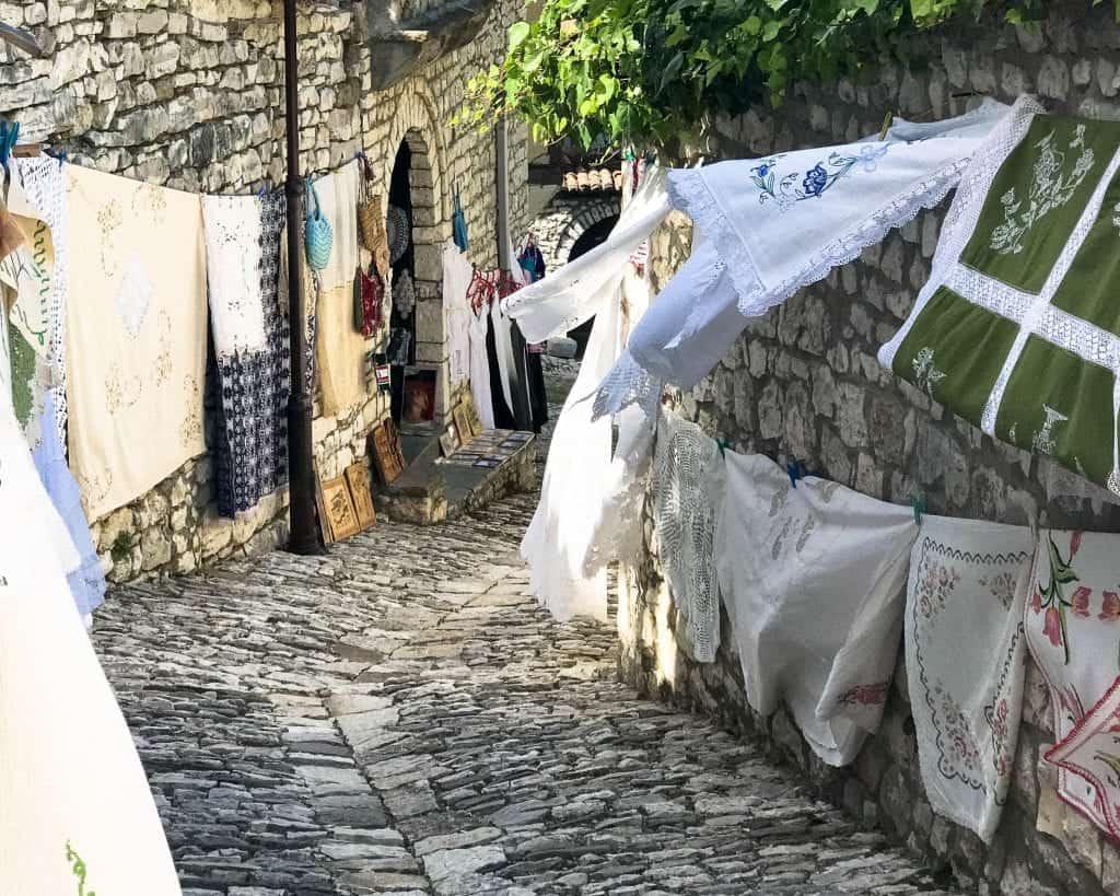 Albania - Berat - Berat Castle