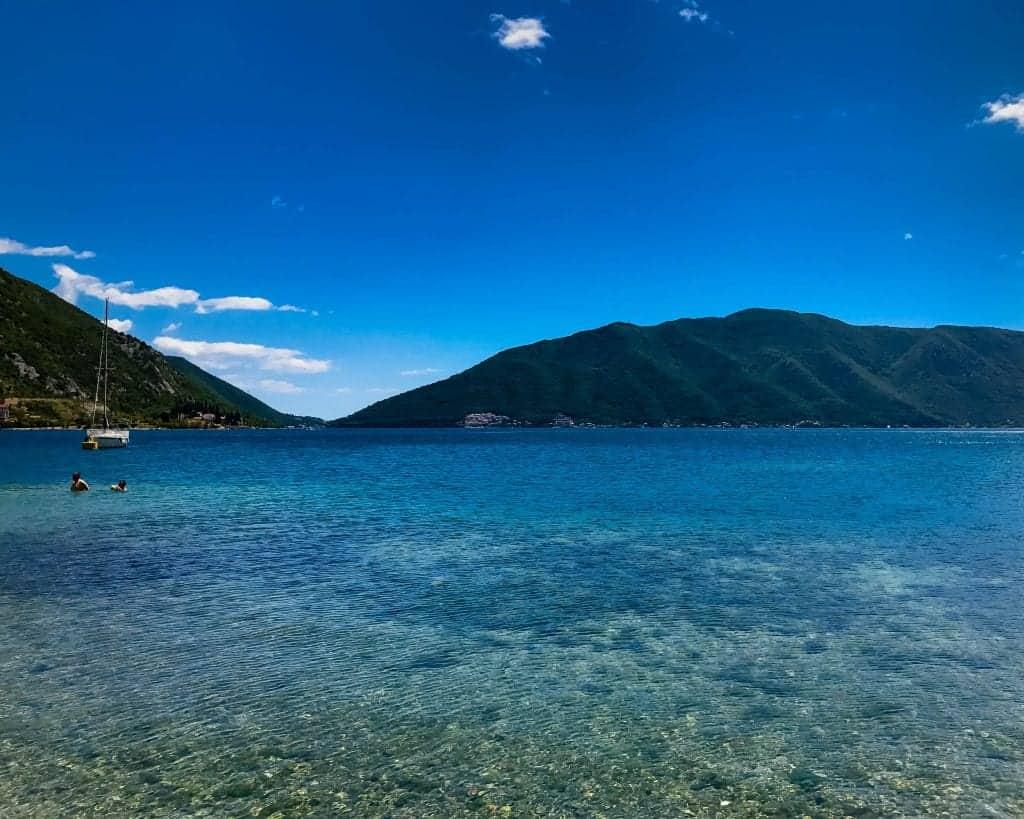 Montenegro - Risan - Bay of Kotor