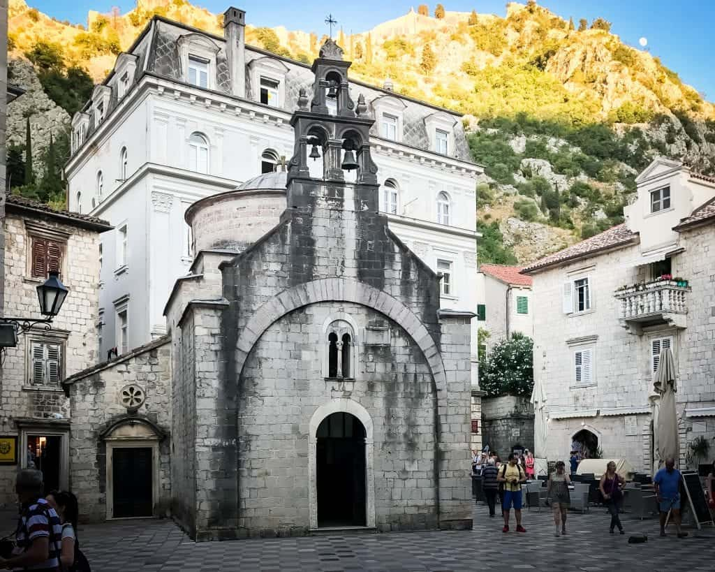 Montenegro - Kotor - Church of St. Luke