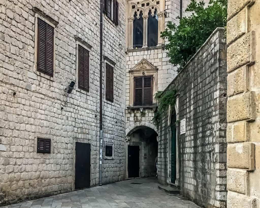 Montenegro - Kotor - Old City