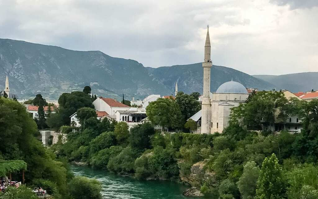 Where to Stay in Mostar:  Hotels & Accommodations You'll Love