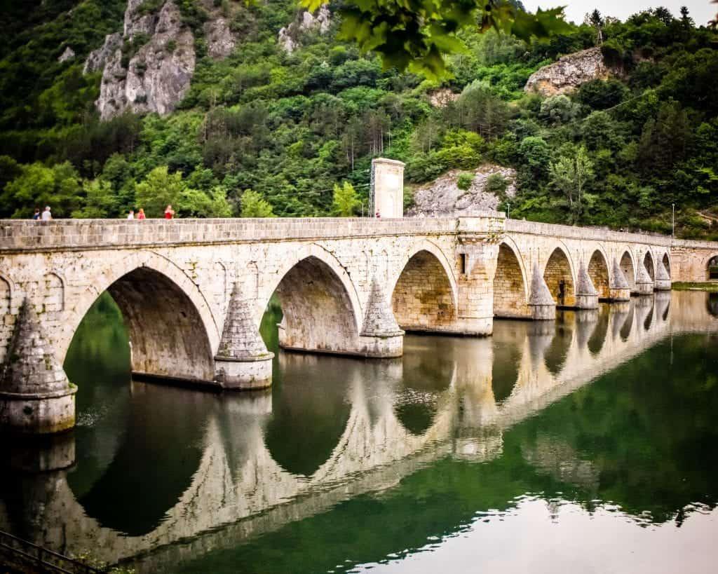 Bosnia - Srpska - Visegrad - Bridge