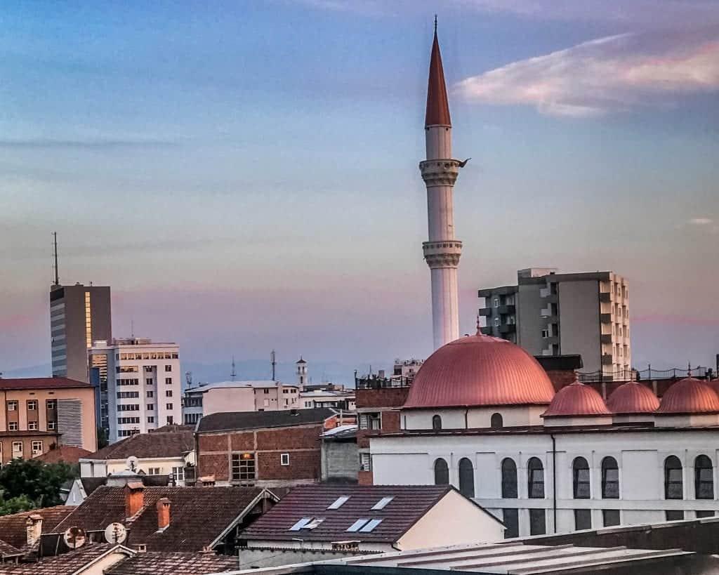 Kosovo - Pristina - Mosque