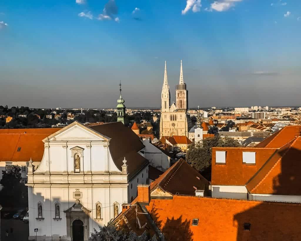 Croatia - Zagreb - Zagreb Cathedral