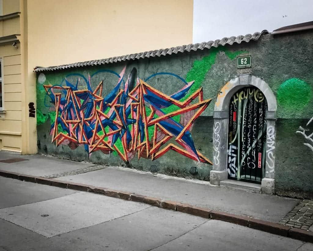 Slovenia - Ljubljana - Street Art