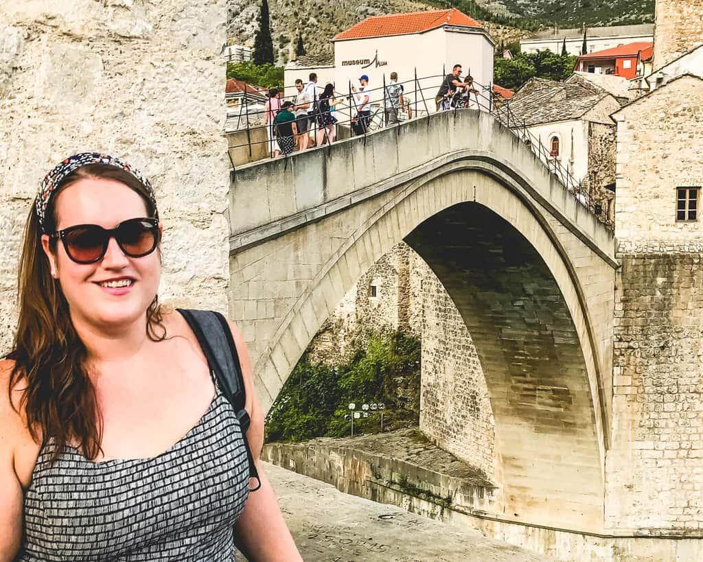 Bosnia - Mostar - Stephanie Bridge