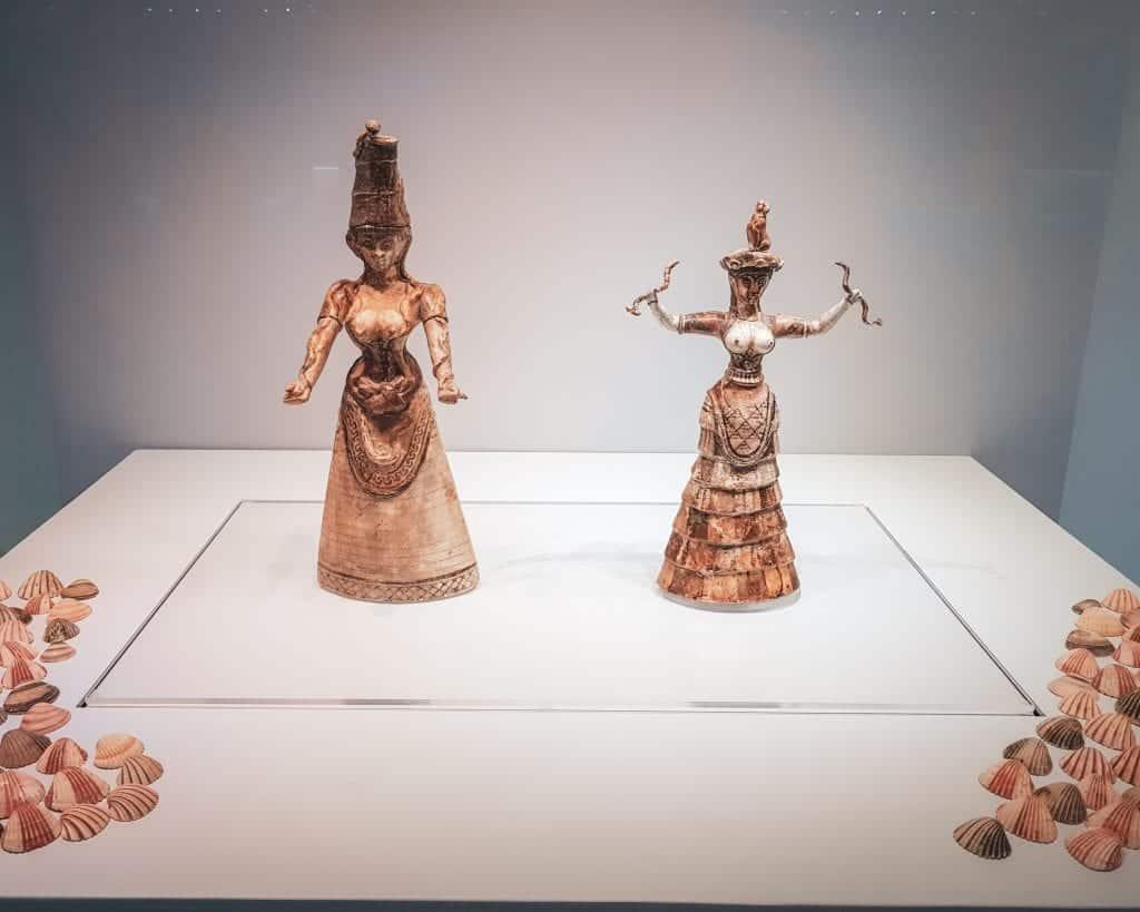 Greece - Crete - Heraklion - Heraklion Archaeological Museum