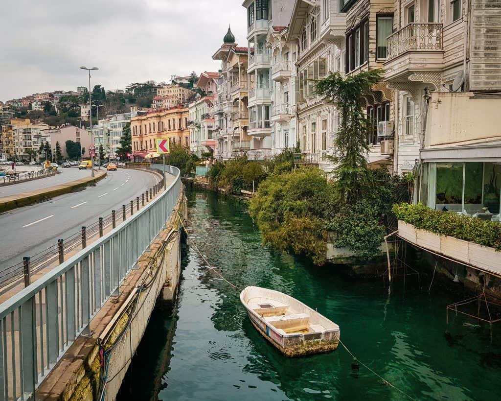 Turkey - Istanbul - Wooden Houses of Arnavutkoy