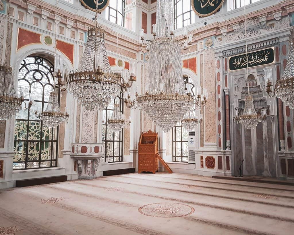 Turkey - Istanbul - Ortakoy Mosque