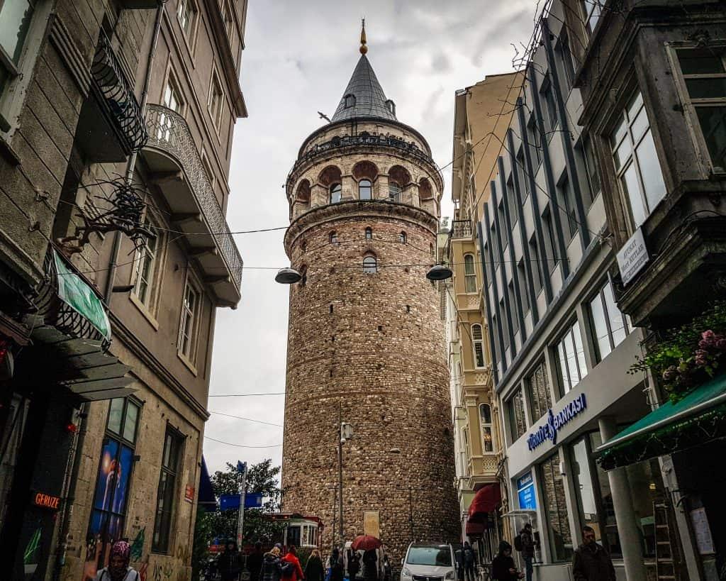 Turkey - Istanbul - Galata Tower
