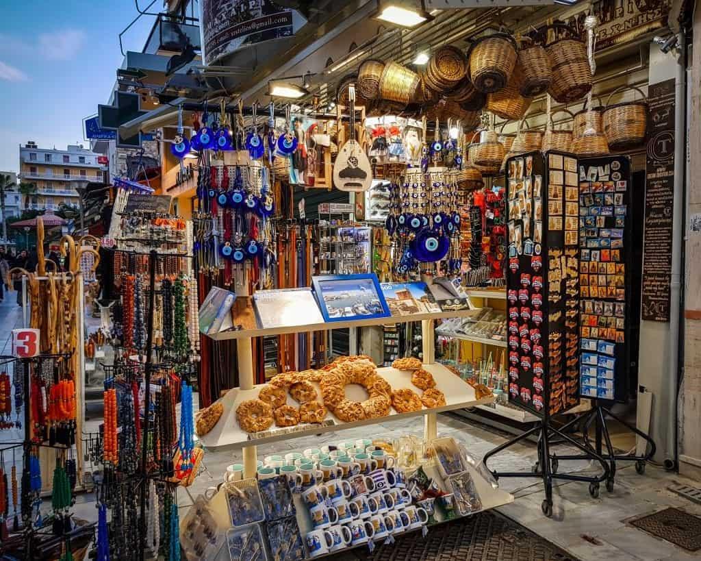 Greece - Crete - Heraklion - Souvenirs