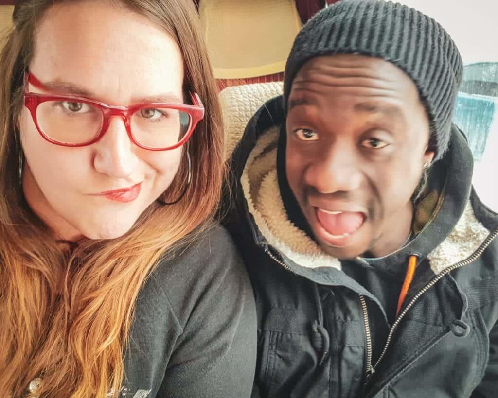 Bulgaria - Samokov - On the Bus from Samokov to Sofia Stephanie Valentine