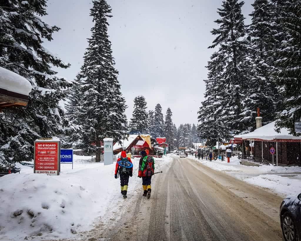 Bulgaria - Borovets - Winter Views