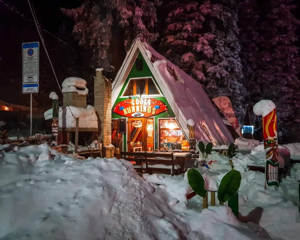 Bulgaria - Borovets - Cool Runnings Jamaican Bar and Restaurant