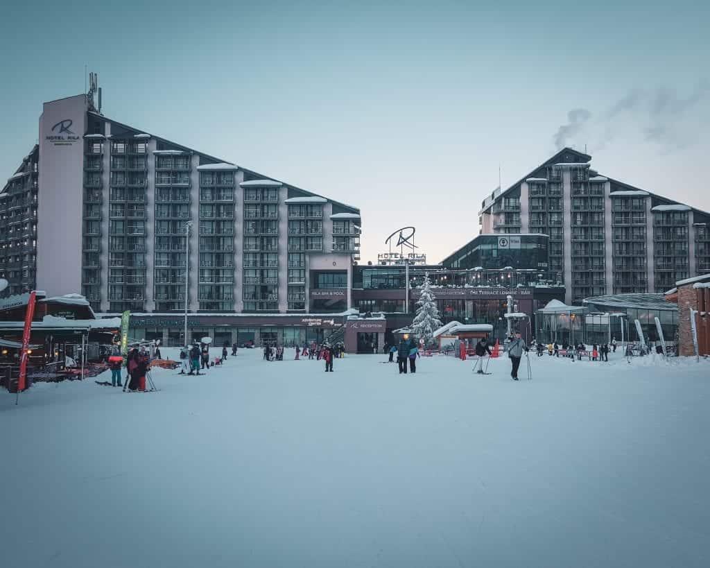 Bulgaria - Borovets - Hotel Rila