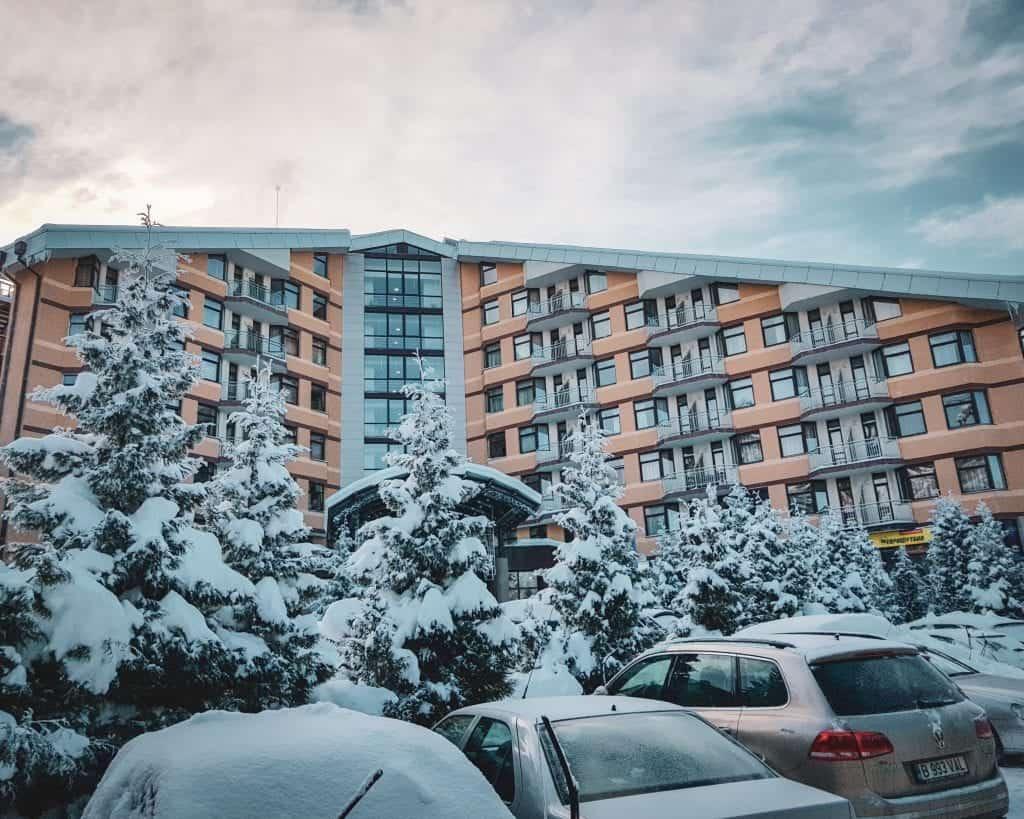 Bulgaria - Borovets - Hotel Flora