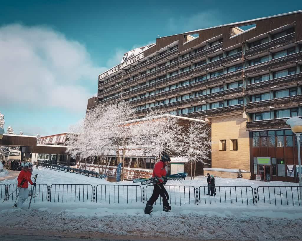 Bulgaria - Borovets - Hotel Samokov
