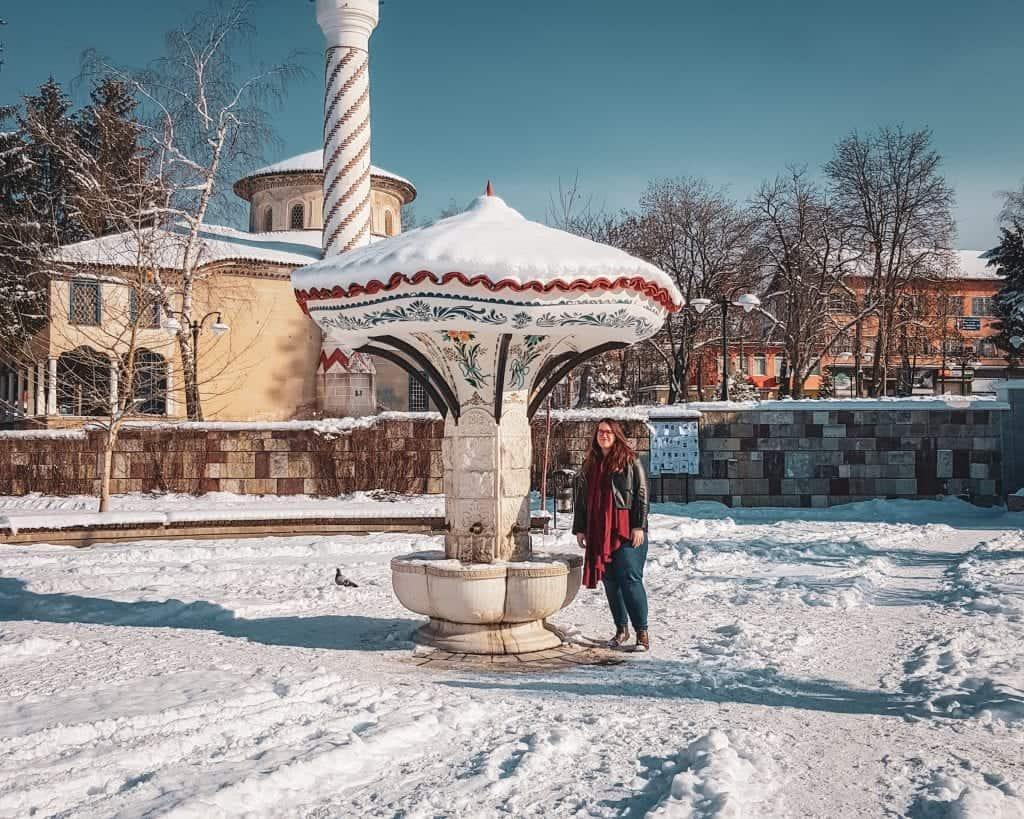 Bulgaria - Samokov - The Bairakli Mosque Stephanie