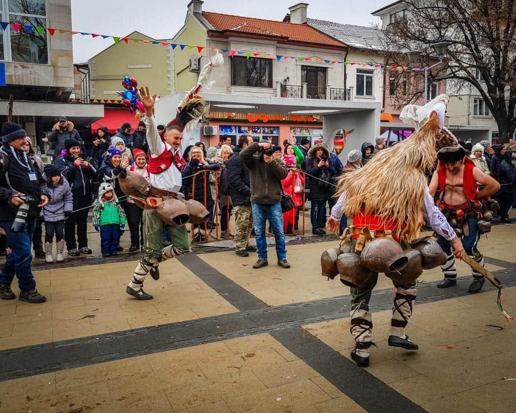 Bulgaria - Pernik - Surva Kukeri