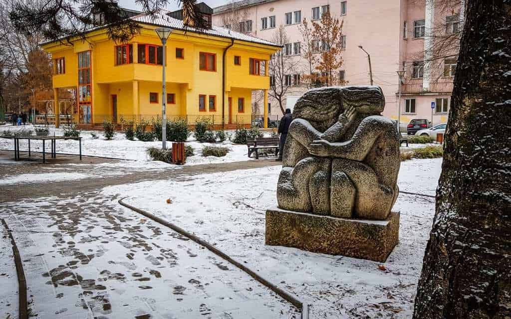 How to Get from Sofia to Pernik & Back by Train, Bus, & Taxi